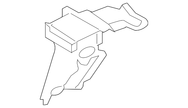 Reinforced Panel - Toyota (64304-12142)