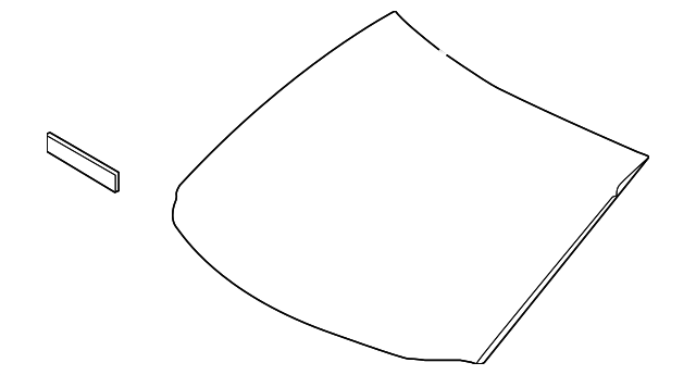 Windshield - Toyota (56101-0E141)