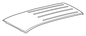 Roof Panel - Toyota (63111-0R081)