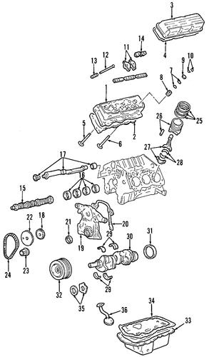 oem engine for 2006 buick lucerne