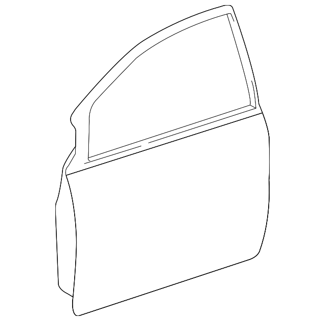 Door Shell - Toyota (67001-08021)
