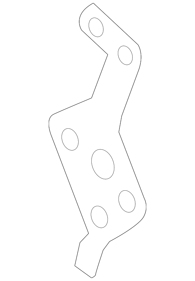 Reinforced Beam Spacer - Toyota (62221-60080)