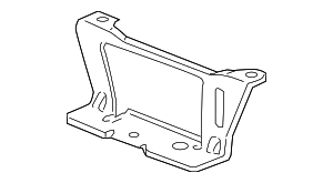 2010 Honda CIVIC COUPE DX BRACKET, CANISTER - (17358SNAA30)