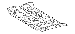 Carpet - Toyota (58510-0C310-B4)