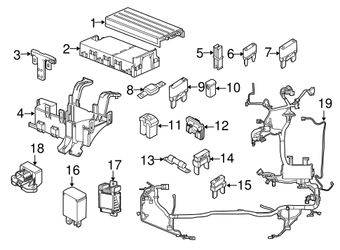 John Deere Fuse Box additionally Wiring Diagram Cartoons together with M1009 Alternator Wiring Diagram additionally 262 in addition Ferguson Tractor Wiring Harness. on wiring diagram for glow plug relay