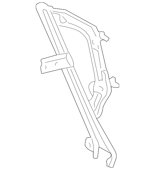 Center Support - Toyota (55306-08020)