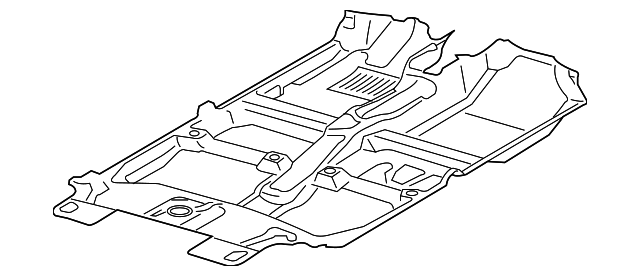 Carpet - Toyota (58510-52D12-B0)
