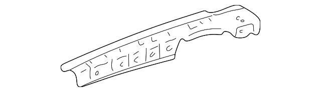 Upper Rail - Toyota (53732-33011)