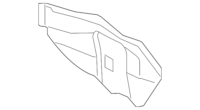 OEM Reinforced Panel - Toyota (58383-12140)
