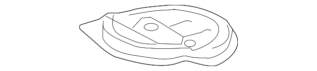 Hole Cover - Toyota (58325-47030)