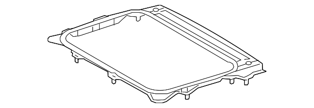Sunroof Reinforced - Toyota (63142-02081)