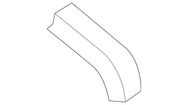 Sunroof Reinforced Support - Toyota (63118-06070)