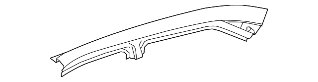 Outer Rail - Toyota (61213-06140)