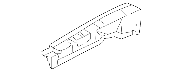 Upper Rail - Toyota (53731-06904)