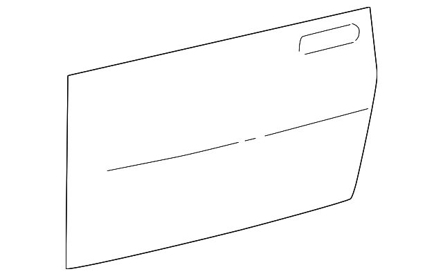 Outer Panel - Toyota (67112-0C020)