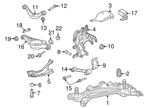 Ford Fusion Door Handle Diagram
