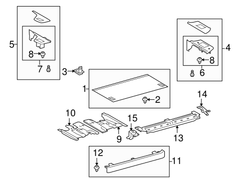 Sill Panel Hook - Toyota (66310-30011-C0)