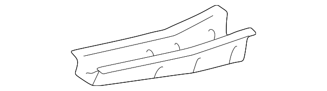 Rear Extension - Toyota (57615-02901)