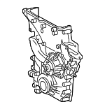 Timing Cover - Toyota (11310-75073)
