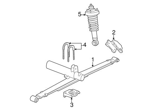 rear suspension for 2004 ford explorer sport trac. Black Bedroom Furniture Sets. Home Design Ideas