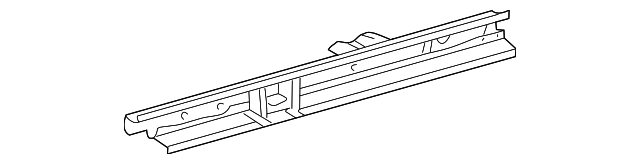 Side Rail - Toyota (57401-06090)