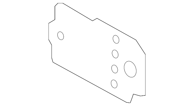 Side Seal - Toyota (53298-35010)