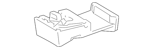 Cushion - Toyota (64777-02140)