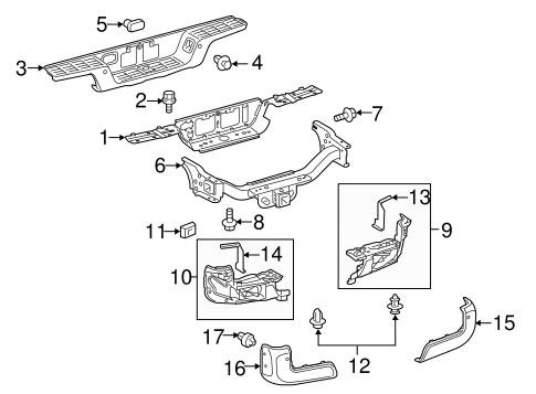 03 Tacoma Engine Diagram
