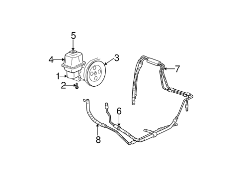 Serpentine Belt Diagram 2006 Lincoln Zephyr V6 30 Liter Engine 05421 further Ayuda Urgente Con Los Cables De Bujias T1636 additionally Pump And Hoses Scat in addition T7859719 O2 sensors side additionally T11507432 Firing order 2005 honda accord 6. on ls 6 2 liter engine