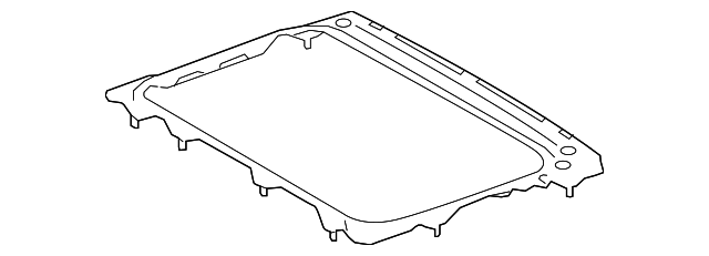 Sunroof Reinforced - Toyota (63142-0R030)