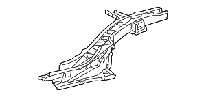 Rail Assembly - Toyota (57601-12A00)