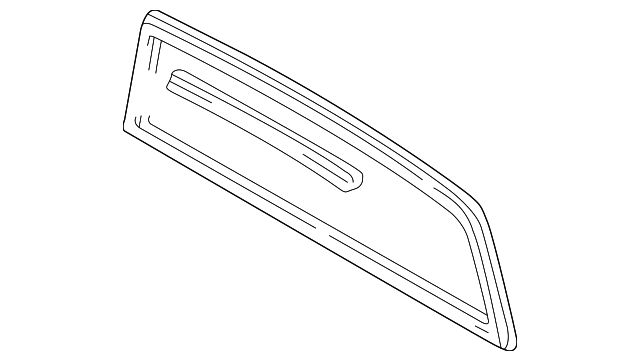Channel - Toyota (64808-04010)