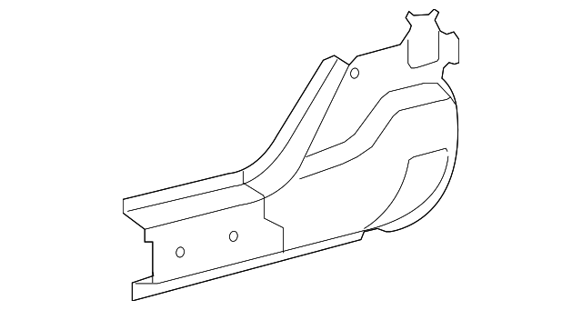 Side Support - Toyota (57403-0C050)