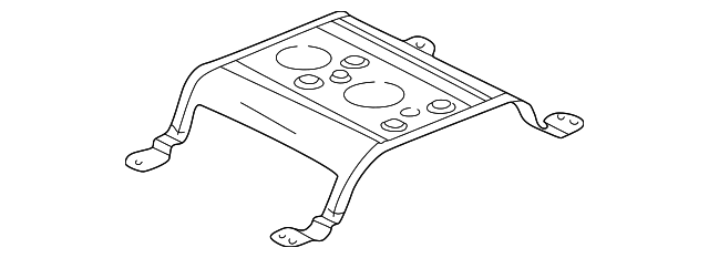 buy oem center console mount bracket for 2002 chevrolet