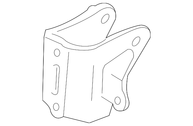 Rear Mount Bracket - Toyota (12321-22030)