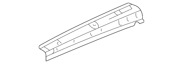 Upper Rail - Toyota (53731-33080)