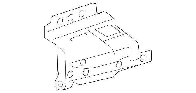 Extension - Toyota (57272-12100)
