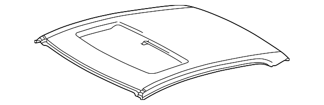Roof Panel - Toyota (63111-AA050)