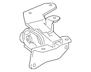 Side Mount - Toyota (12372-22200)