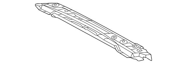Rear Header - Toyota (63105-0D060)