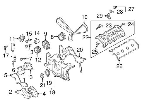 2004 volkswagen touareg v6 engine diagram