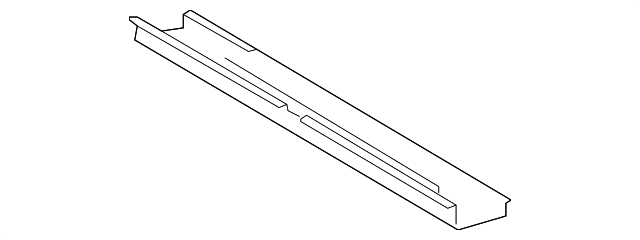 Lower Tie Bar - Toyota (57161-08020)
