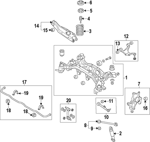 2014 Gmc Engine Specs furthermore C6 Front Suspension Diagram likewise Hyundai Tiburon Front Suspension together with Ford F 150 Axle Seal Replacement as well Mercedes Engine Identification. on code p0740 545rfe 1552898