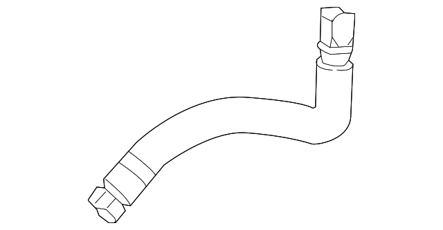 OEM Honda 17651-T3V-L01 - Tube, Filler Neck