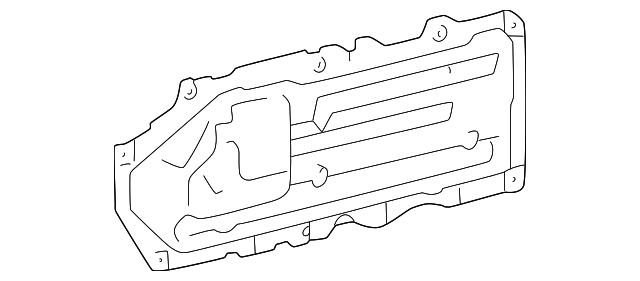 Access Cover - Toyota (67847-35011)