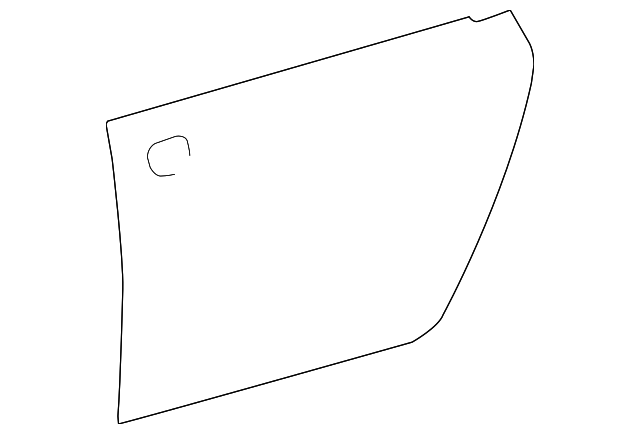 Outer Panel - Toyota (67113-08020)