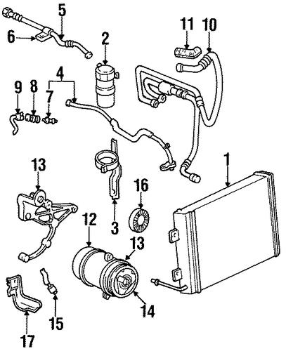 switches  u0026 sensors for 1997 pontiac firebird