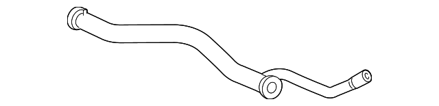 2010 Honda ODYSSEY EXL PIPE, CONNECTING - (19505RGWA00)
