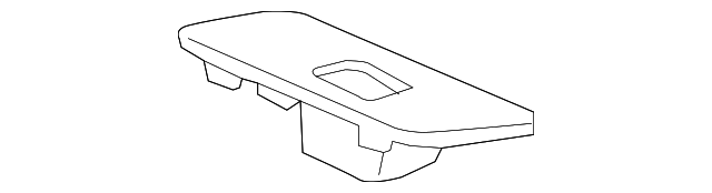 Upper Trim - Toyota (64733-35020-E0)