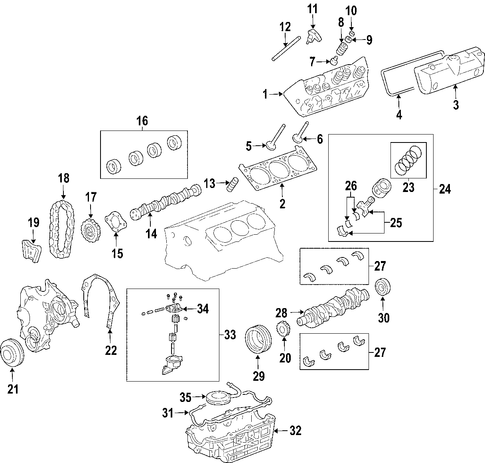 engine diagram for 2006 clorado 3 5l engine diy wiring diagrams 129 diesel belt routing also chevy colorado 3 5l engine diagram together cadillac 3 6